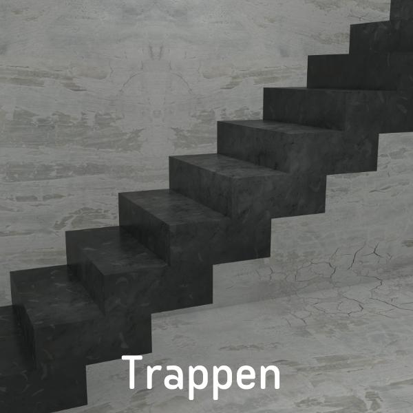 Metalen of stalen trappen van P&G Metaalwerken
