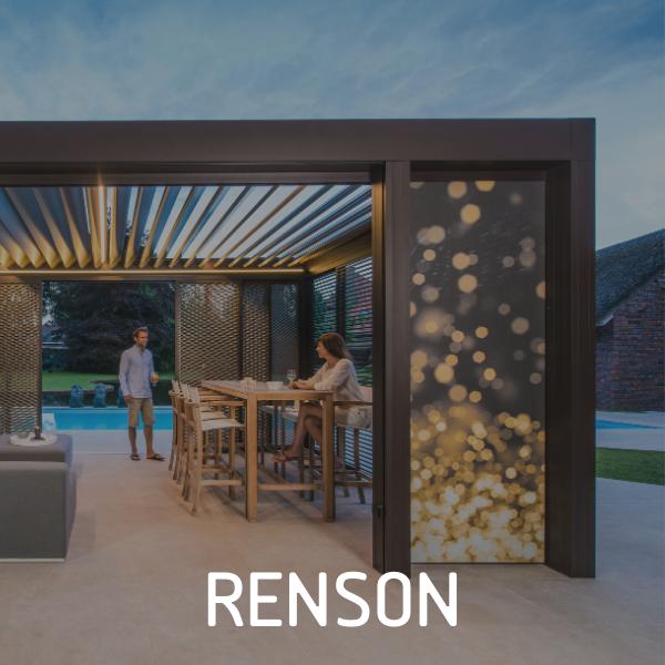 Renson outdoor verdeler en plaatsing van P&G Metaalwerken